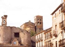 Plaza Mayor de Sepulveda