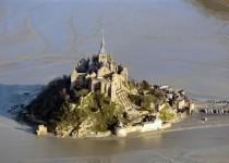 Vista aérea de Saint Michele