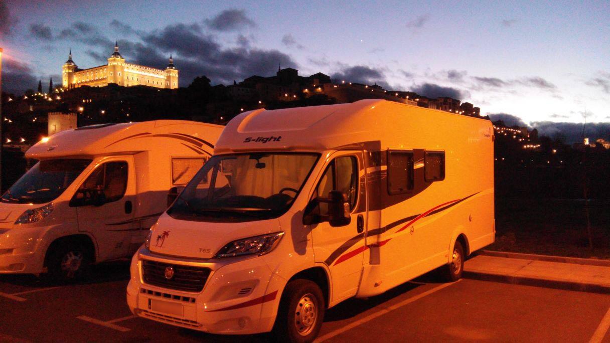 alquiler autocaravanas Bilbao