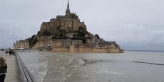 El Valle del Loira, un poco de Bretaña y Le Mont Saint Michel