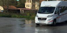 Viendo un poquito de Asturias en autocaravana