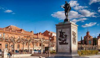 ¡Pueblos con todo el encanto de Madrid! desde E-vans Madrid Norte